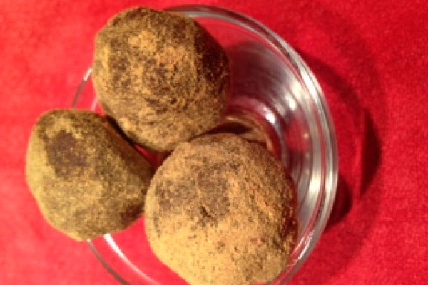 Cricket Flour Protein Balls